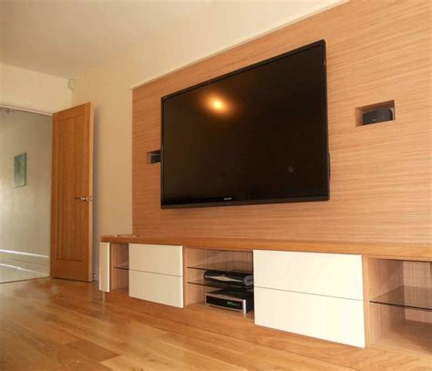 Lcd Tv Wall looking wood wall paneling design with wall mounted lcd tv and wooden floor idea for room