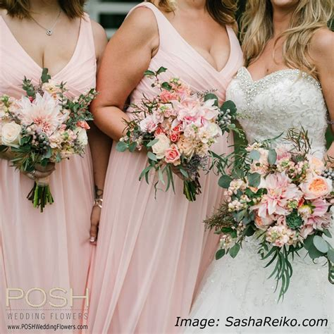 Best Wedding Flowers by Bridal Bouquet Garden Style Seattle Wedding
