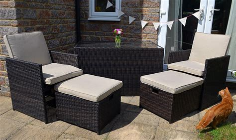 asda rattan garden furniture uk corner sofa asda get