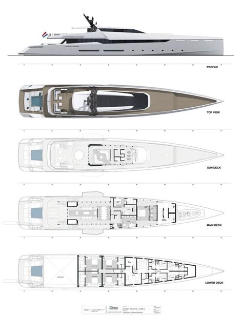 layout yacht ghost yachts luxury yacht charter superyacht news