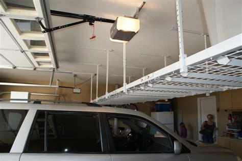 Az Rack by Ceiling Storage Photos The Garage Organization Company