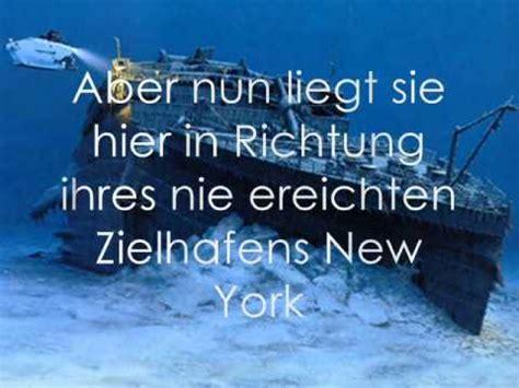 film titanic zusammenfassung michael hirte my heart will go on youtube