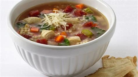 pastina soup recipe chicken and pastina soup recipe from betty crocker