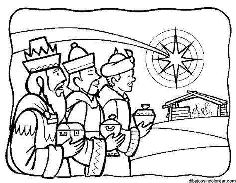 Imagenes De Reyes Magos Para Whats | dibujos sin colorear dibujos de los reyes magos para