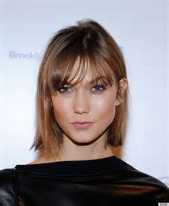 karlie kloss hair color these celebs gave us lessons on how not to wear eye makeup