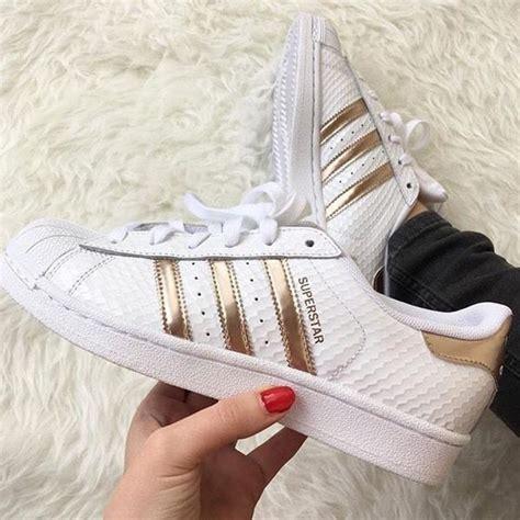 White Gold Superstar adidas superstar white and gold stripes frankluckham