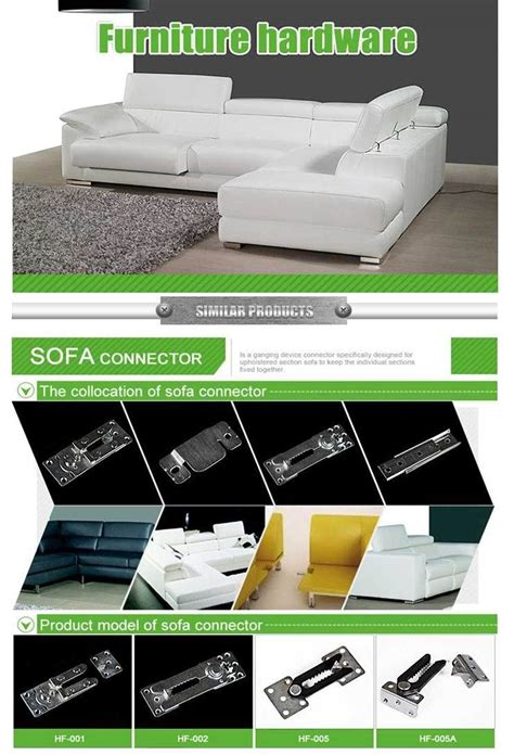 Modular Sofa Connectors by Concise Furniture Hardware Sofa Connector Hf002a Buy