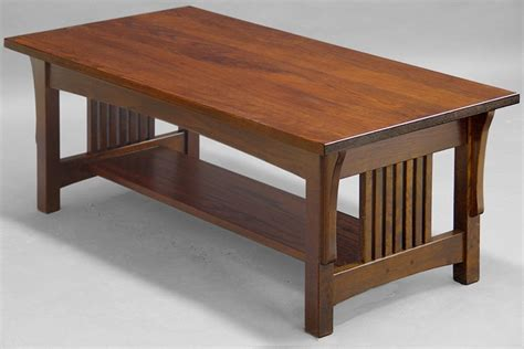 Coffee Table: 11 Glamorous Mission Style Coffee Table Amish Coffee Tables, Mission Furniture For