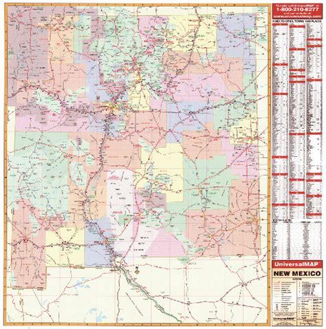 new mexico map counties new mexico map counties