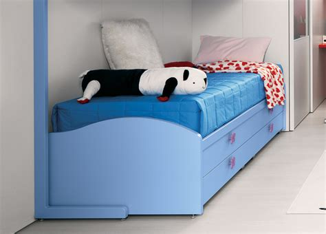 spare bed rhonda children s bed with pull out spare bed modern