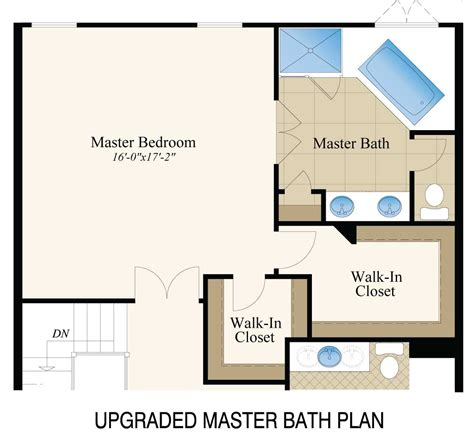 Master Floor Plans bathroom design plans pmcshop