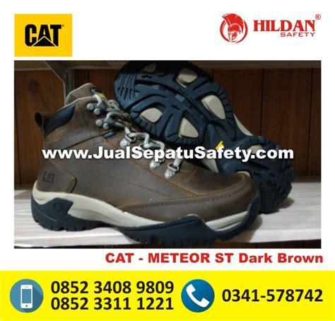 Sepatu Murah Caterpillar Safety 01 toko sepatu caterpillar jogja cat meteor st brown