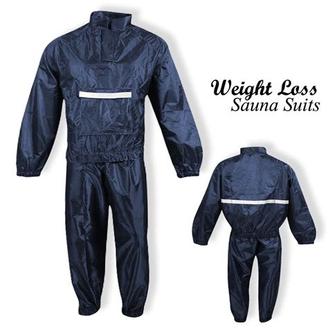 Sweat Suit Sauna rebo sauna sweat suit weight loss exercise fitness