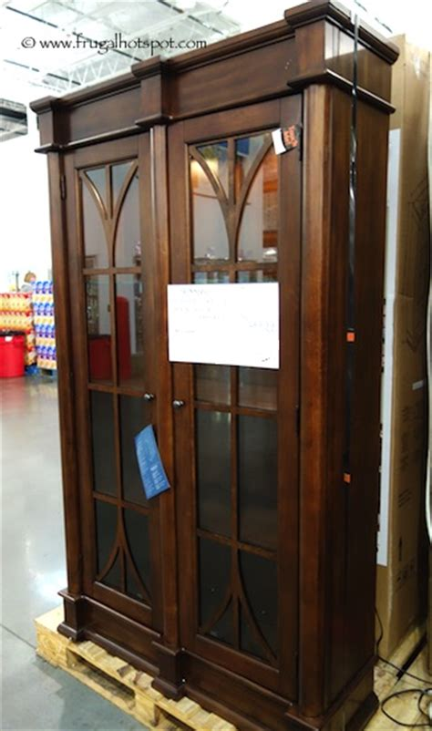 Bookshelves On Sale Costco Sale Martin Furniture Glass Door Lighted Bookcase