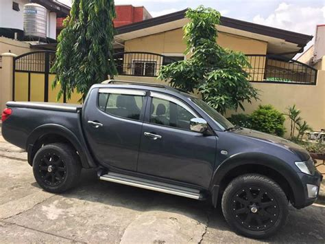 mitsubishi strada modified mitsubishi strada glx 2010 pic2 used cars philippines