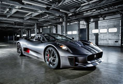 Jaguard Syar I bond spectre to jaguar c x75 it s the baddie s