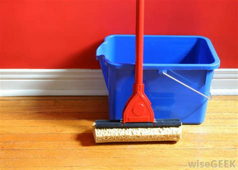 Mop For Hardwood Floors What Is The Best Way To Mop A Floor With Pictures