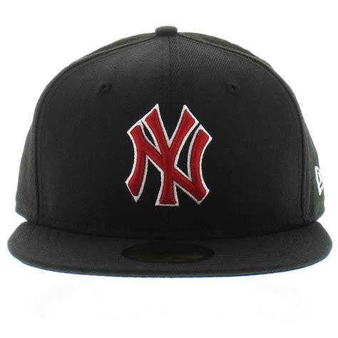 new york yankees black 59fifty craniumfitteds