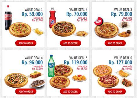 domino pizza harga katalog harga on twitter quot daftar menu domino pizza dan
