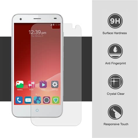 Tempered Glass Zte Blade A711 tempered glass screen protector zte blade s6