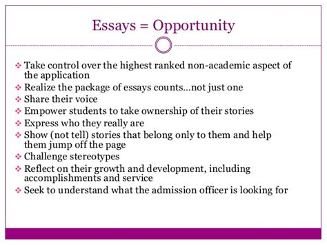 Concise Advice Jump Starting Your College Admissions Essays by Hamilton High School College Application Essay Tips