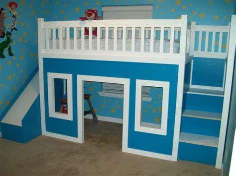 Bunk Beds With Stairs And Slide Bunk Bed With Slide And Stairs Ama Activ