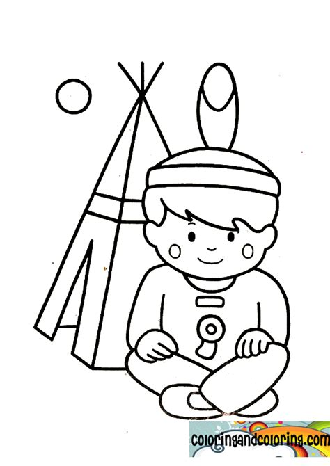 indian princess coloring pages free indian princess coloring pages