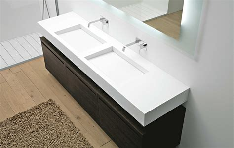 Corian Integrated Bathroom Sink myslot integrated top by antonio lupi ambient kitchens bathrooms showroomambient kitchens
