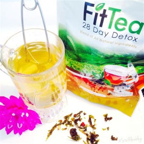 Fit Tea 28 Day Detox Results by Fit Tea 28 Day Detox Health Exercise
