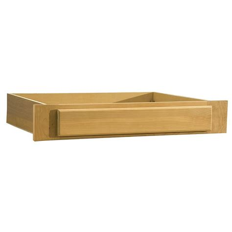 Knee Drawer by Home Decorators Collection Assembled 30x5x21 In Desk Knee