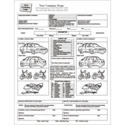 condition report forms automobile forms standard forms