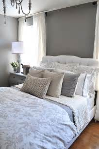 Gray Guest Bedroom Ideas A Guest Bedroom Makeover In Grays How To Decorate