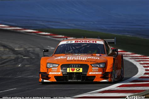 Audi Hoffmann by Difficult Qualifying For Audi At Spielberg Quotes