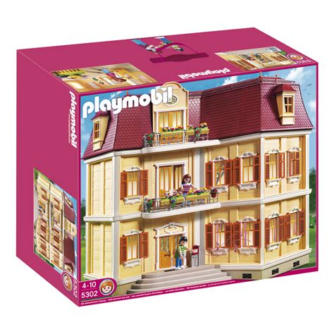 gran casa tiendas mi gran casa de mu 241 ecas playmobil 183 juguetes 183 el corte ingl 233 s
