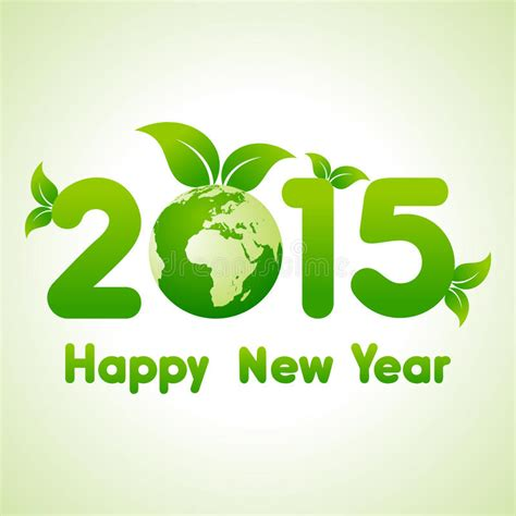 happy new year 2015 vector free happy new year 2015 background with save the world concept