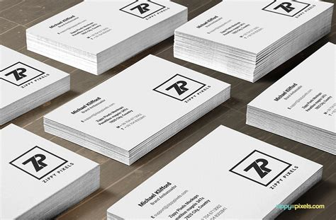 Business Card Resolution