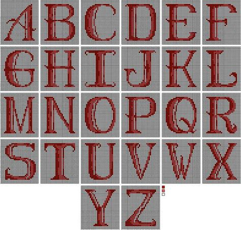 pattern writing alphabets attractive alphabets for every needlepoint project