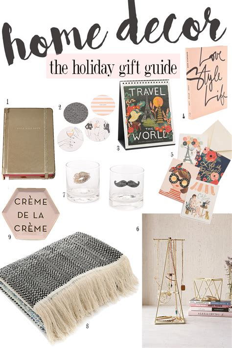 Home Design Gifts Home Decor Holiday Gift Guide And Savings Citizens Of Beauty