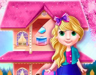 big doll house decorating games play free princess doll house decoration