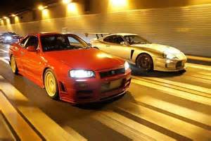 Skyline Vs Nissan Skyline Vs Toyota Supra Cars