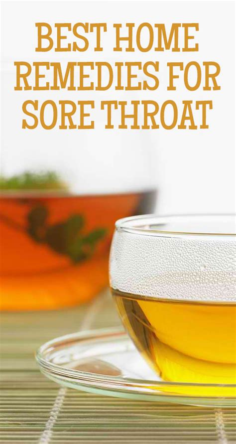 home remedies for a sore throat naturalhq