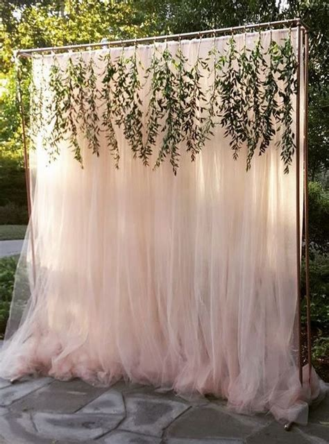 wedding backdrop greenery 45 amazing wedding ceremony arches and altars to get inspired deer pearl flowers part 4