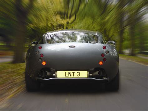 Tvr Typhoon Mad 4 Wheels 2003 Tvr T440r Typhoon Best Quality Free