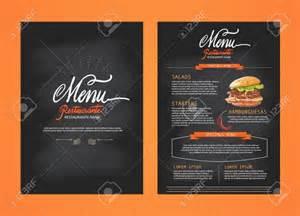 sle restaurant menu template 17 meilleures id 233 es 224 propos de conception de menu de
