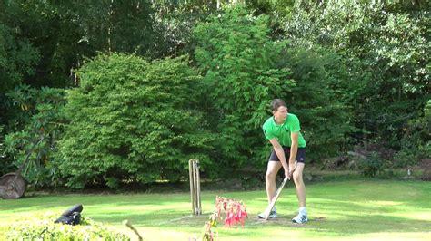 garden cricket part 1 youtube