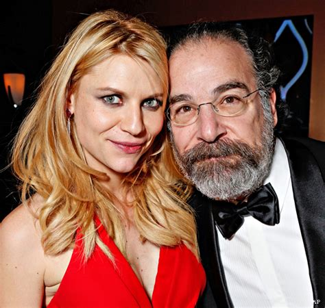 Danes And Mandy by Homeland Plot Twist Made Mandy Patinkin