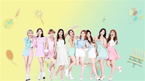 TWICE Members K Pop Girl Idol Wallpaper #41301