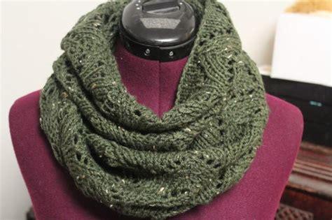 infinity knit scarf infinity scarf knitting patterns a knitting