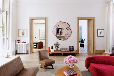 paris living room modern living room by patrick and laurence seguin by