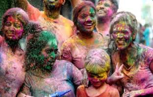 hindu color festival topshot india religion festival holi